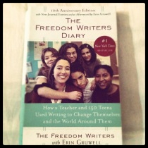 Freedom Writer's Diary